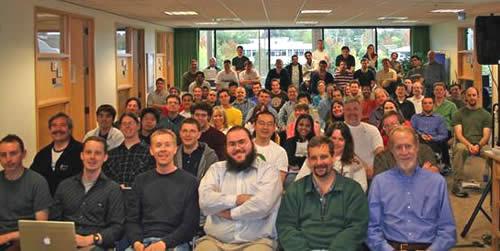 El equipo de Google en Seattle